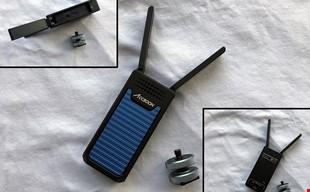 Trådlös sändare för kamerabild till iPhone/iPad/Android