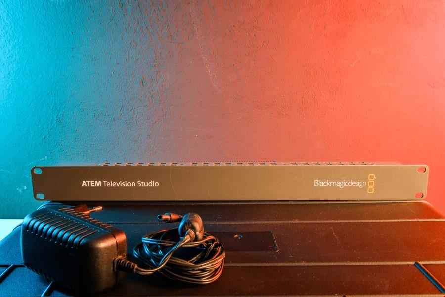 BMD ATEM Televison studio