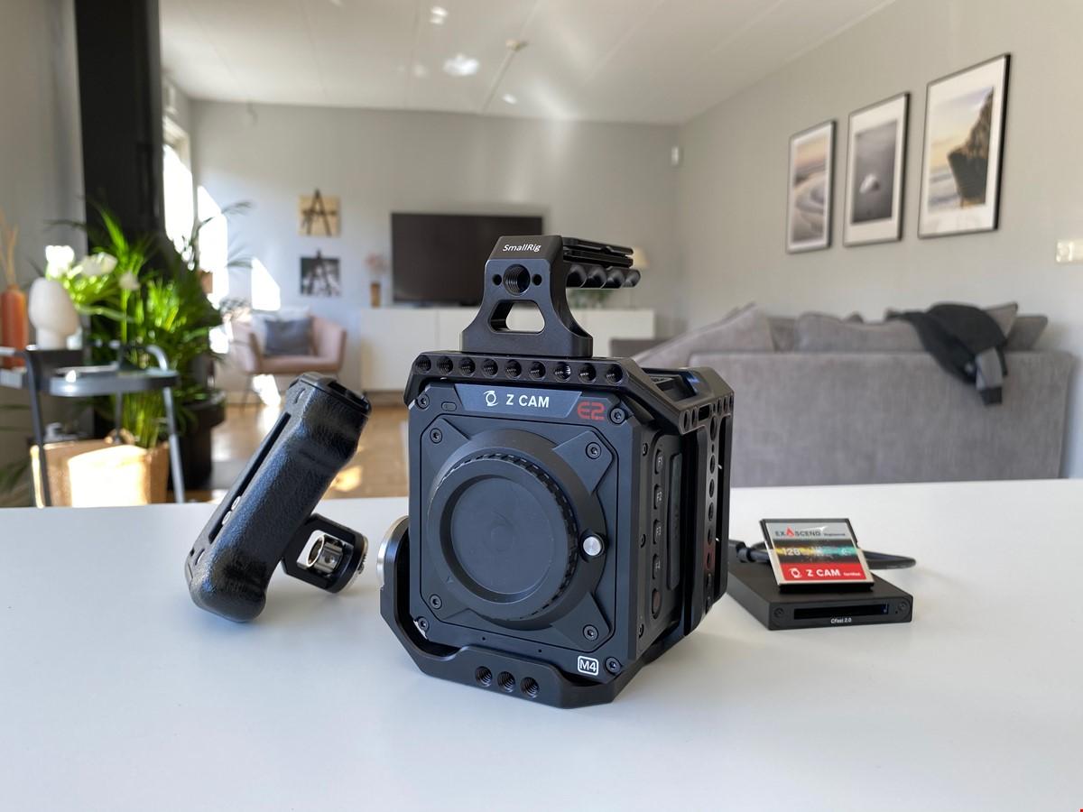 Z CAM E2-M4 – 4K cinema kamera