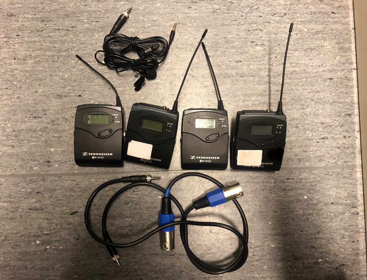 Sennheiser EW-100 G3