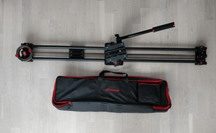 IFOOTAGE SHARK SLIDER S1 BUNDLE + MANFROTTO 502h