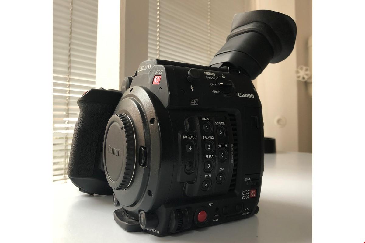 Canon C200 i superskick säljes