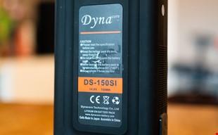 Dynacore DS-150SI V-lock batteri