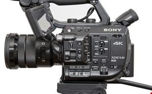 Sony pxw Fs5