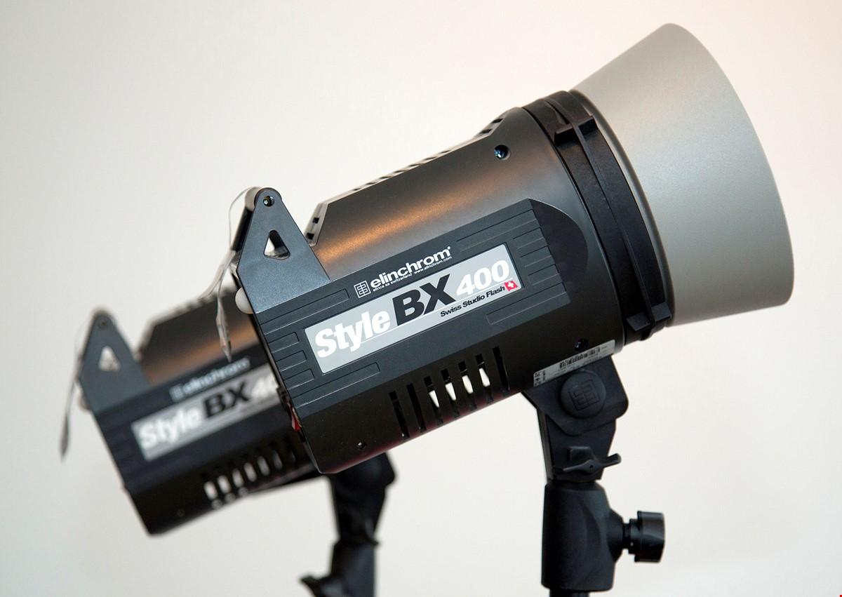 Elinchrome Style BX400.