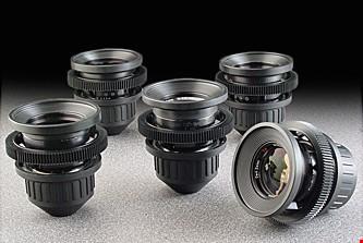 ZEISS Vintage Prime T2.2  5-lenses set