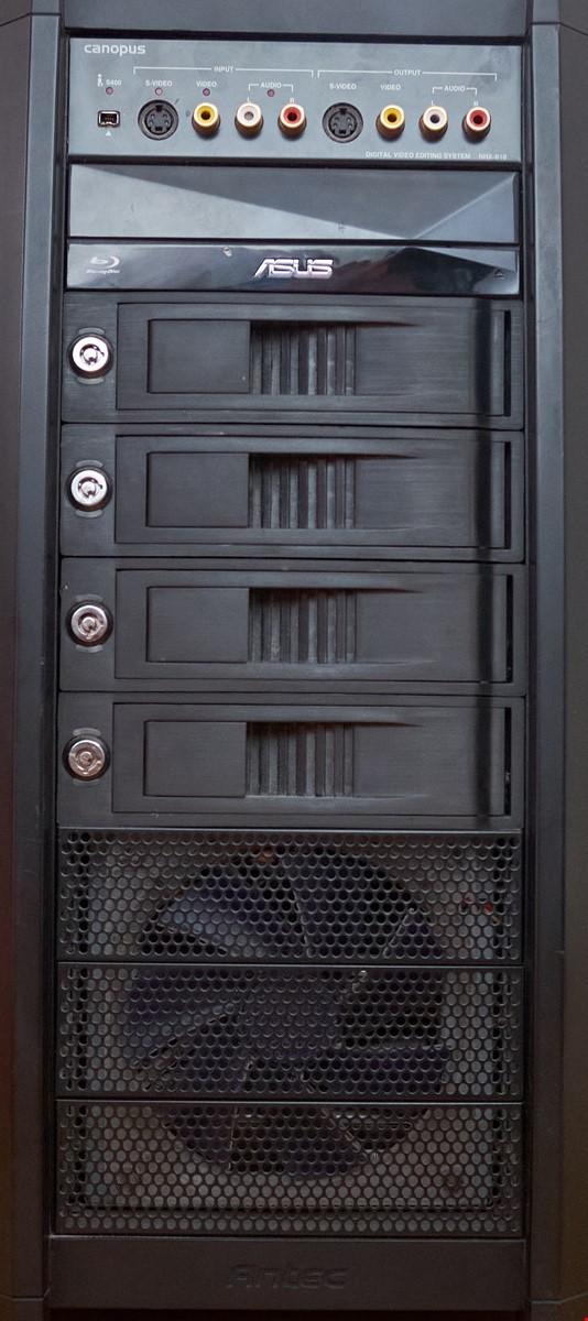 Videoredigering Canopus (Edius) NX PCI Express