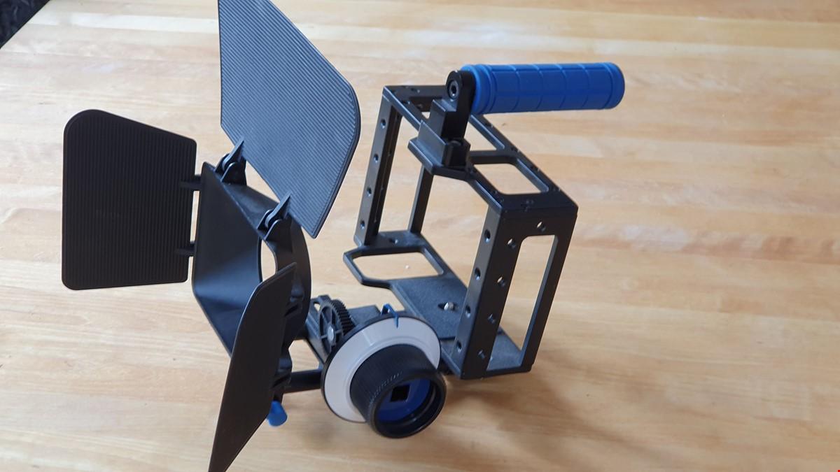 Cage DSLR kamera