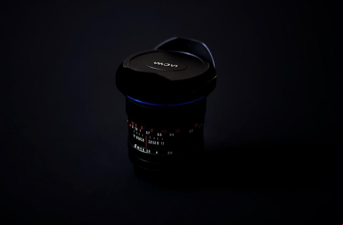 Laowa 12mm f/ 2.8 Zero-D till Canon EF