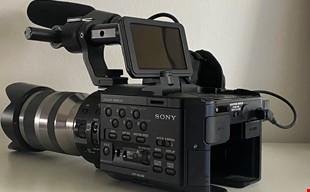Sony NEX FS100E