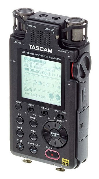 Tascam - DR-100 MK3