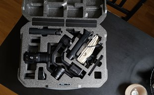 DJI Ronin S essentials Kit