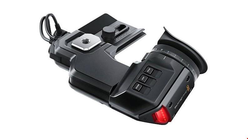 Blackmagic viewfinder till Ursa mini pro mfl