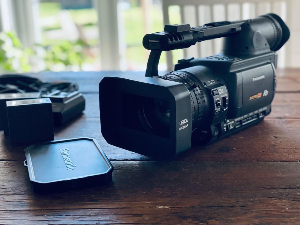 Videokamera Panasonic HVX200