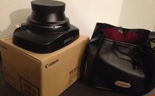 Vidvinkel lins Canon WD-H72