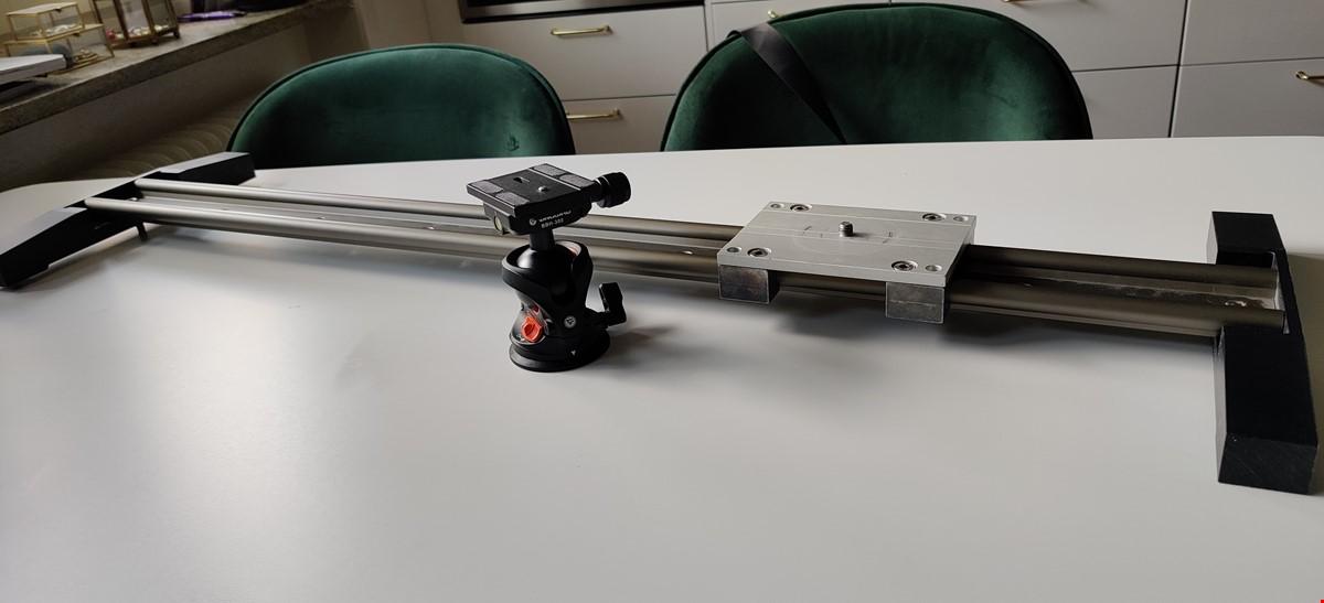 Glidetrack HD-100 + Vanguard BBH-300