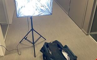 Studioset med fast ljus från Konig
