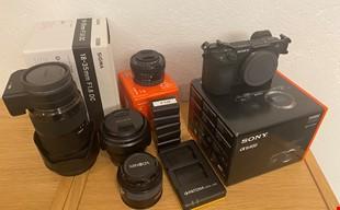 Sony A6400 + diverse objektiv
