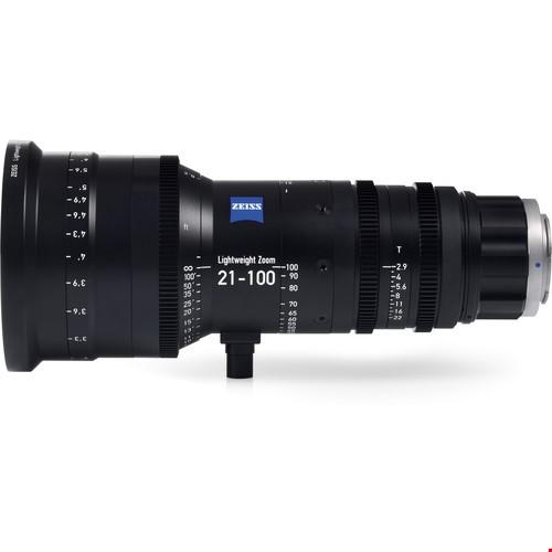 ZEISS 21-100mm T2.9-3.9 Lightweight Zoom