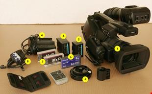 Videokamera Sony PMW-EX3