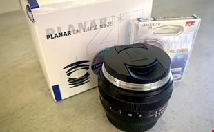 Zeiss Planar till Canon EF f/1,4 50mm