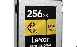 5.000kr FYND!! Lexar 256 GB CFExpress Pro - Passa På!!