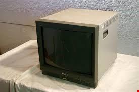 Äldre monitor // PVM / BVM // Sony / JVC / Ikegami
