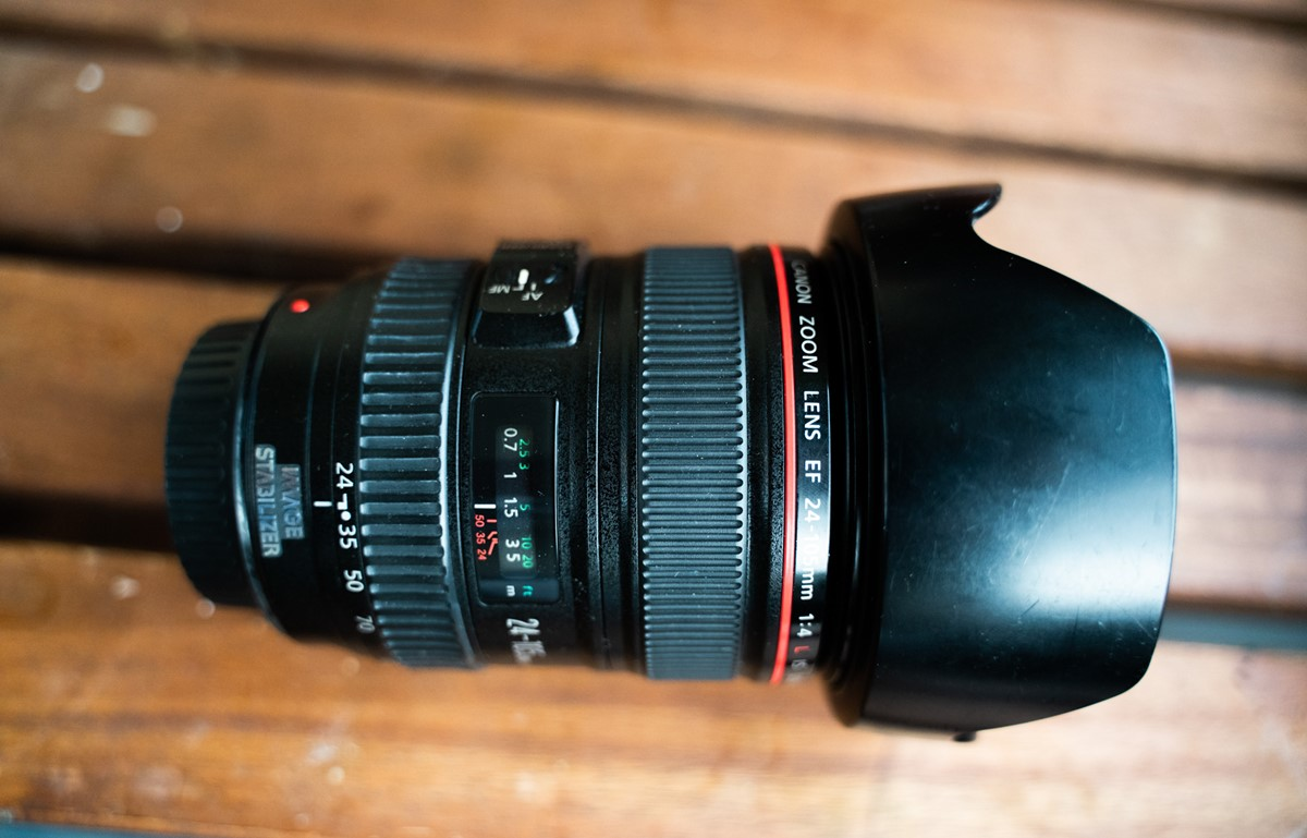 Canon EF 24-105/4 IS L