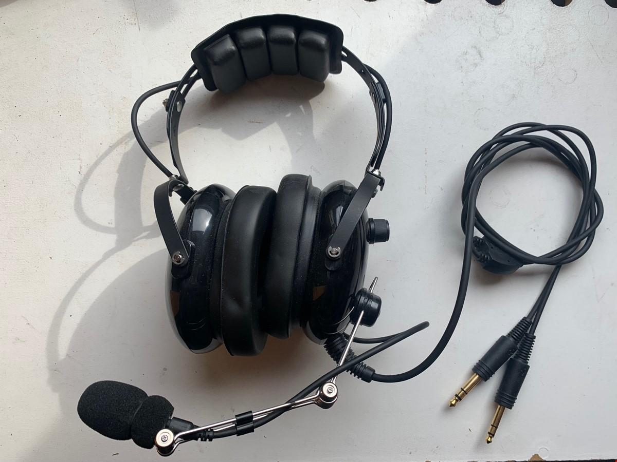 Headset till Blackmagic