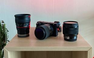 Sony Alpha 6500 + Sony 10-18mm + Sigma 30mm + Samyang 50mm