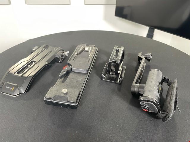 URSA Mini Shoulder Kit + VCT snabbfäste