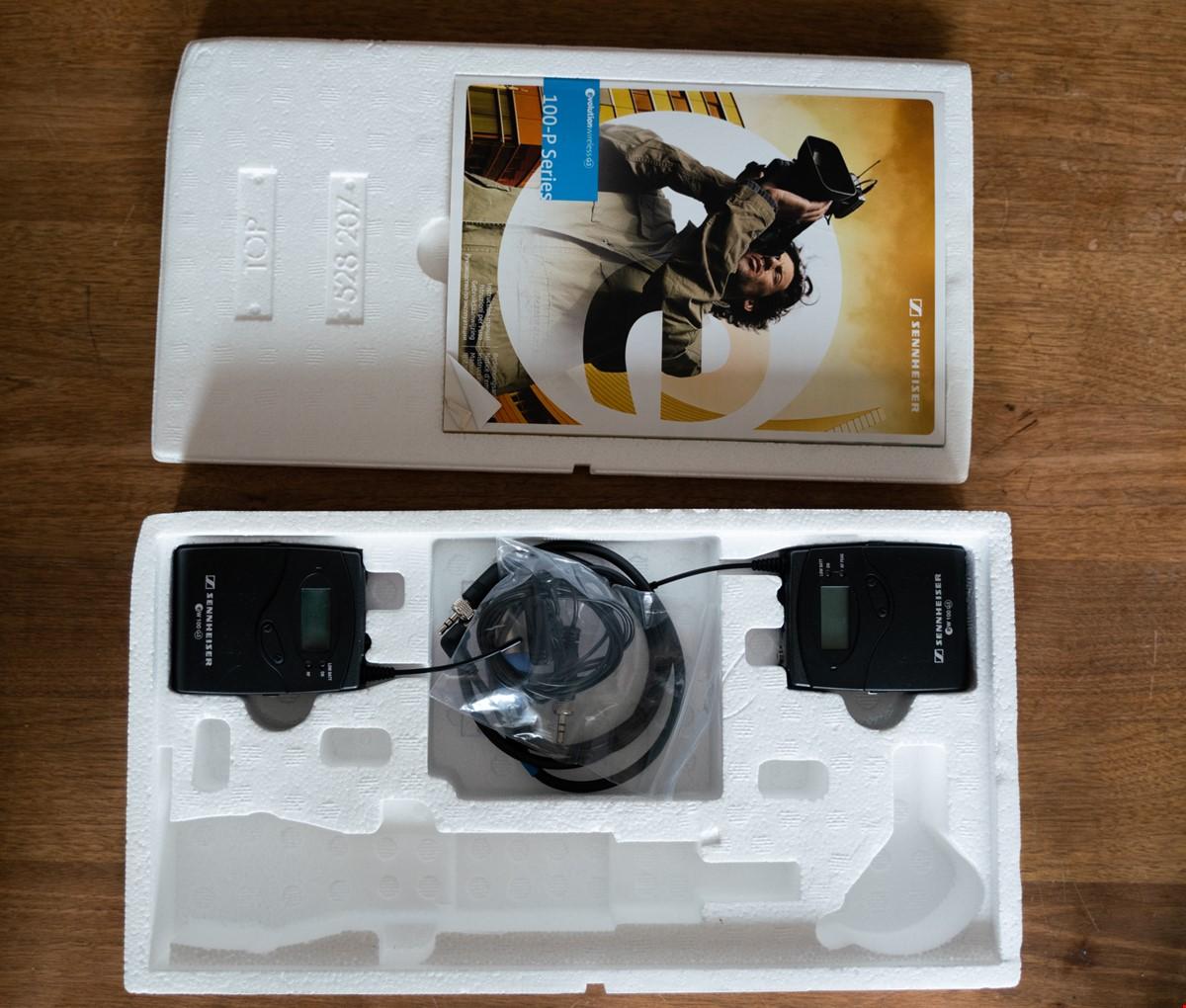 Sennheiser EW G3 trådlöst system