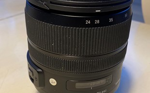 Sigma 24-70mm Art for Canon EF
