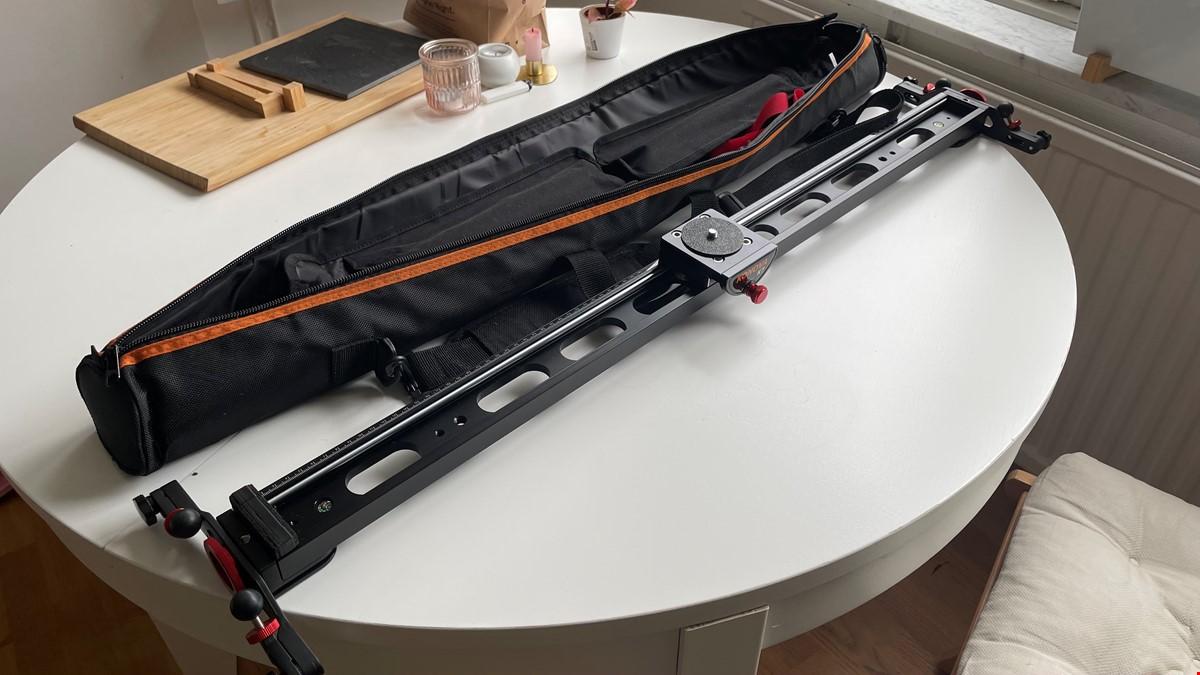 Konova K7 slider + bag