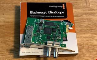 Blackmagic Design UltraScope