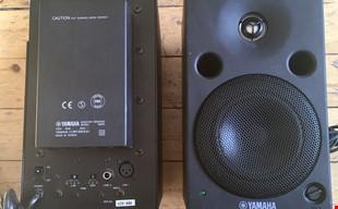 "Yamaha MSP5 - 60W 5"" monitorhögtalare aktiva"