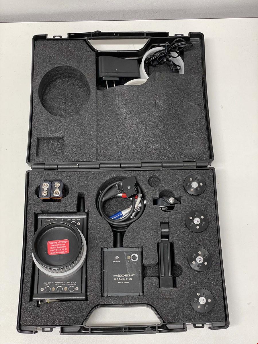 Hedén Carat trådlöst Follow focus komplett kit
