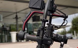 Kamerautrustning DJI Ronin 2, SONY, ARMOUR MAN 2.0